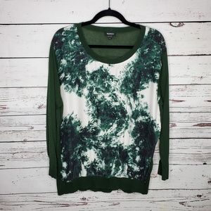 Worth Marble Crewneck Sweater Size XL